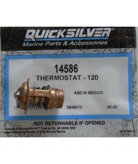 Thermostat 120°