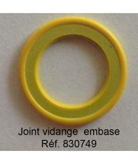 Joint vidange embase 830749